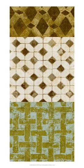 Tiled Up IV-Alonzo Saunders-Art Print