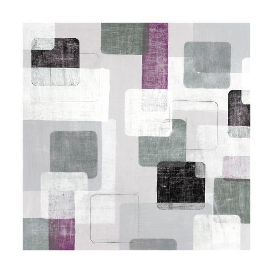 Tiles B-JB Hall-Premium Giclee Print