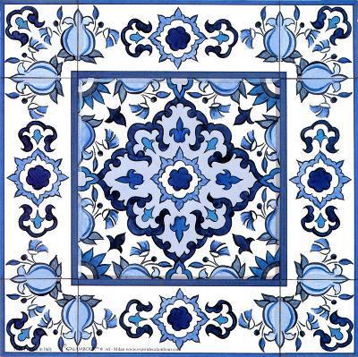 Tiles I--Art Print