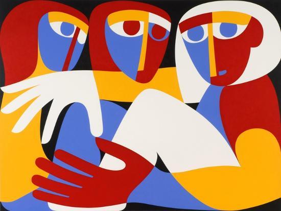 Till Light Arise, 1988-Ron Waddams-Giclee Print