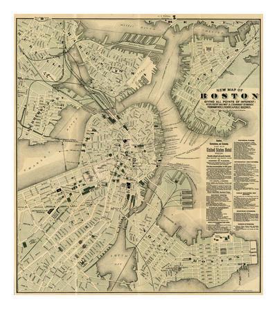Boston, Massachusetts, c.1884