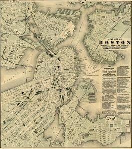 Boston, Massachusetts, c.1884 by Tilly Haynes