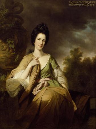 Mrs Drewry Ottley, 1768