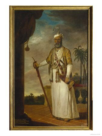 Nawab of Arcot and the Carnatic, India