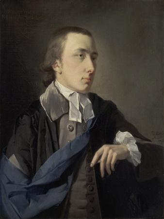William, Later Dr Vyse, 1762