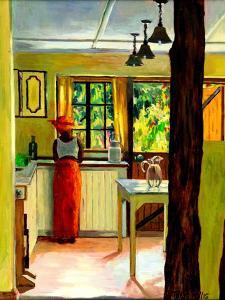 Kenyan Kitchen, 2013 by Tilly Willis