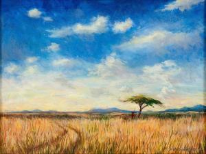 Mara Landscape, 2012 by Tilly Willis