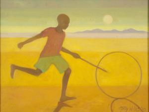 Running Boy,2010 by Tilly Willis