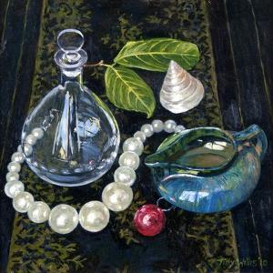 Still Life with Pearls by Tilly Willis