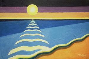 Sun, Sea and Sand, 2003 by Tilly Willis