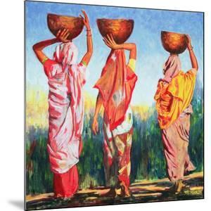 Three Women, 1993 by Tilly Willis