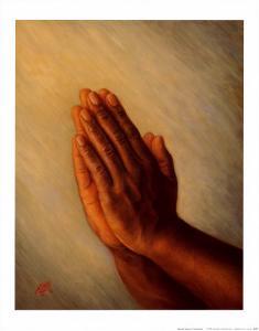 Praying Hands by Tim Ashkar
