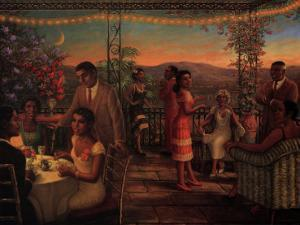 Summer's Evening, 1925 by Tim Ashkar