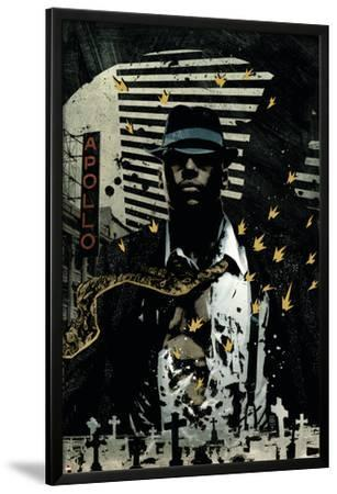 Luke Cage Noir No.1 Cover: Cage and Luke by Tim Bradstreet