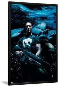 Punisher No.31 Cover: Punisher by Tim Bradstreet