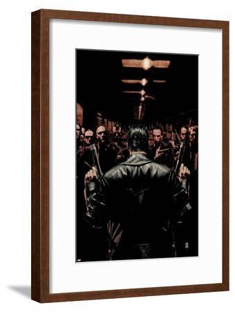 Punisher No.6 Cover: Punisher