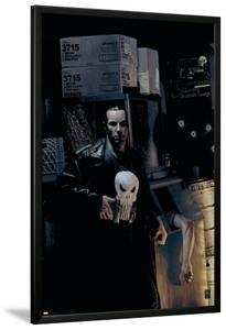 Punisher No.9 Cover: Punisher by Tim Bradstreet