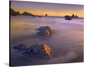 Coastline, Lone Beach, Oregon by Tim Fitzharris