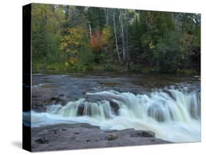 Gooseberry Falls State Park, Minnesota by Tim Fitzharris