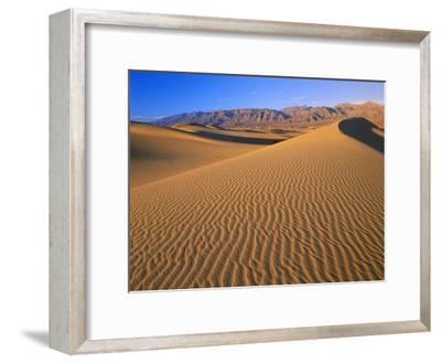Mesquite Flat Sand Dunes, Death Valley National Park, California