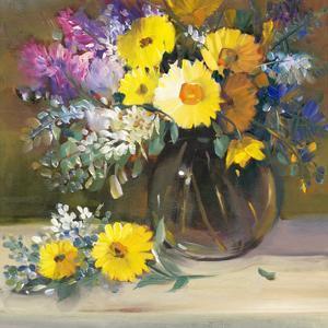 Floral Still Life II by Tim
