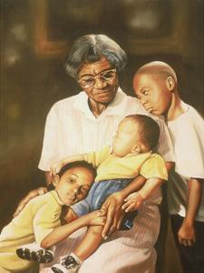 Grandma's Hands by Tim Hinton