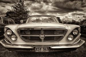 Early 1960's Car by Tim Kahane