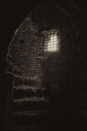 Inside an Old Tower
