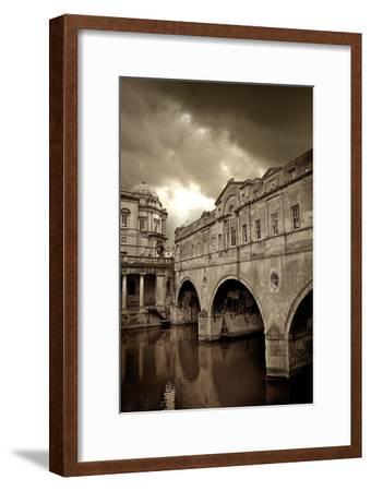 Pulteney Bridge, Bath, England