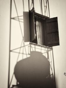 Window with Shadows by Tim Kahane