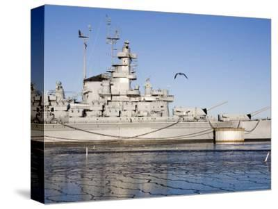 Battleship USS Massachusetts
