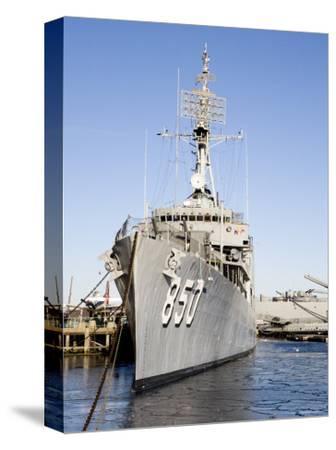 Destroyer Joseph P. Kennedy, New Bedford, Massachusetts