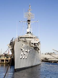 Destroyer Joseph P. Kennedy, New Bedford, Massachusetts by Tim Laman