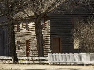 Historic House at Old Sturbridge Village, Ma