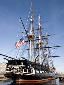 USS Constitution, Boston, Massachusetts by Tim Laman