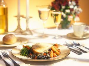 Dinner for One, Chicken Dish by Tim Lynch