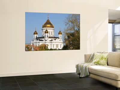 Gold-Domed Cathedral of Christ the Saviour