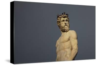 Statue of Neptune, in the Fountain of Neptune, Piazza Della Signoria, Florence