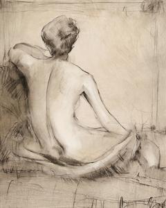 Neutral Nude Study I by Tim
