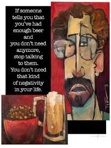 Another Beer Negativity by Tim Nyberg