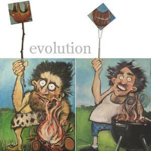 Evolution by Tim Nyberg