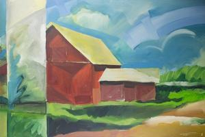 Farmscape by Tim Nyberg