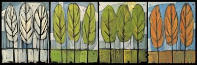Four Seasons Tree Series Horizontal