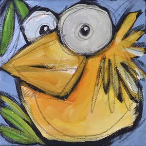 Gold Bird 1 by Tim Nyberg