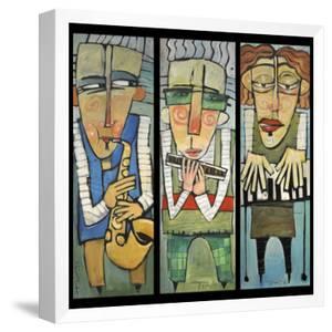 Jazz Trio by Tim Nyberg
