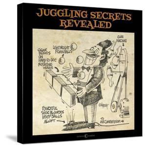 Juggling Secrets by Tim Nyberg