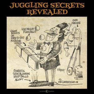 Juggling Secrets by Tim Nyberg