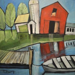 Lakeside Farm by Tim Nyberg