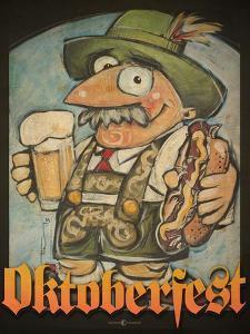 Oktoberfest Guy by Tim Nyberg