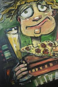 Pete Pilsner Pizza by Tim Nyberg